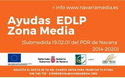 Concedidas las subvenciones de la tercera convocatoria de ayudas EDLP(leader) Zona Media 2014-2020