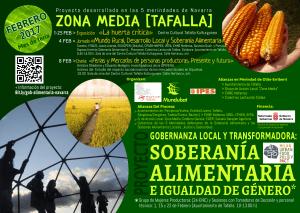 Merindad de Olite-Zona Media-CARTEL-GOBERNANZA ALIMENTARIA