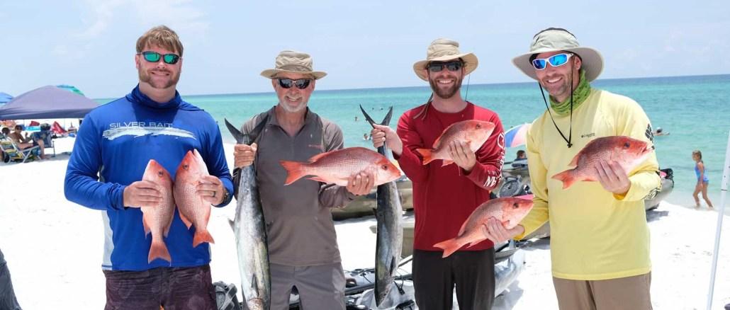 Summer Fishing Trips