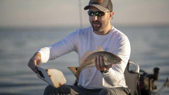 Inshore Kayak Fishing