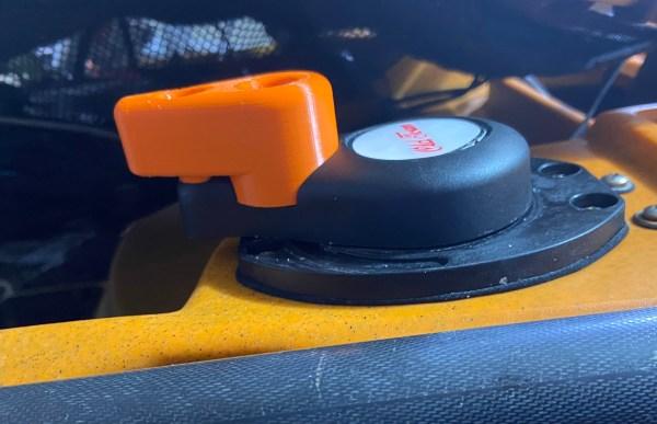 Short - Old Town PDL Steering Knob