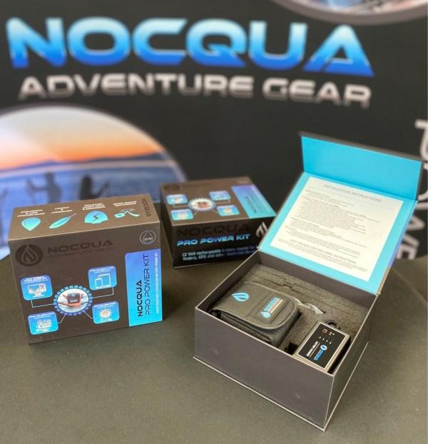 Nocqua Pro Power Kit in box