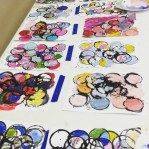 Summer Camp Fun with Circles and Color