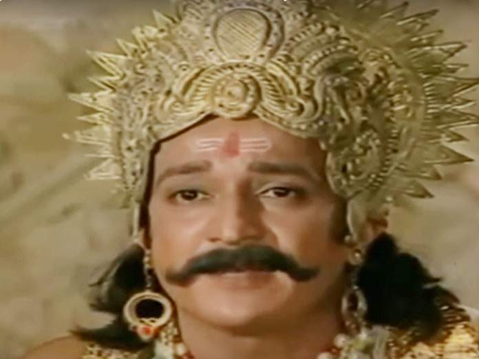 ramanand sagar ramayan vibhishan mukesh rawal: actor mukesh rawal ...