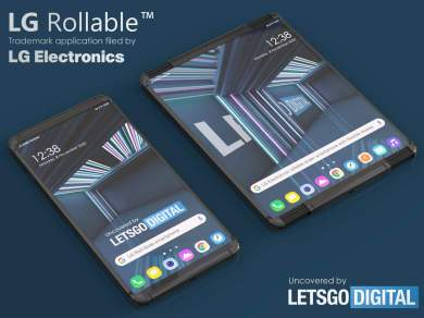 LG is bringing world's most unique phone, named LG Rollable