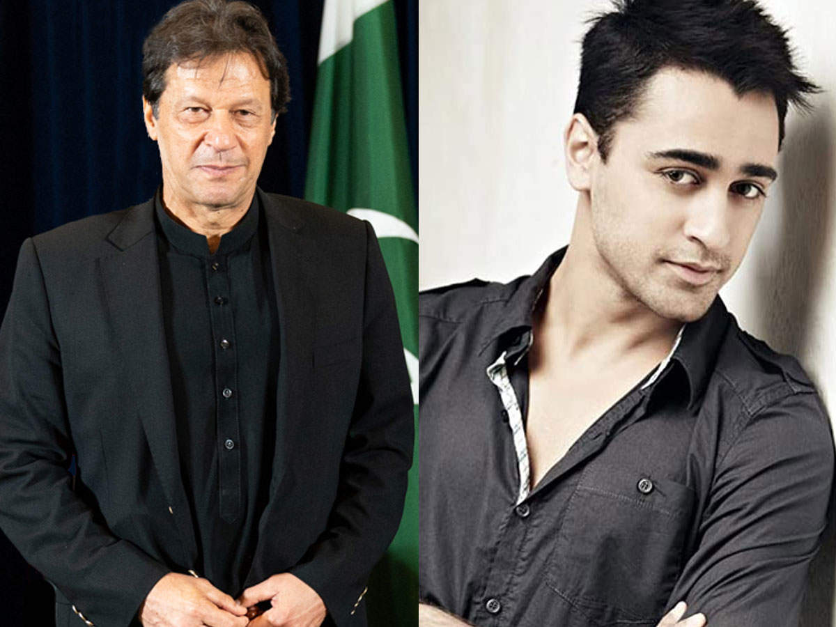 Actor Imran Khan, as the PM of Pakistan, had reconciled the person, received this reply
