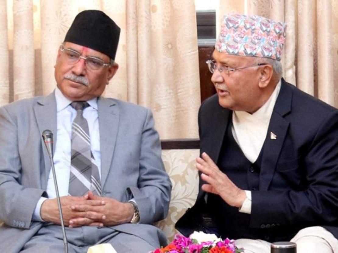 पीएम ओली को भारी पड़ेगा संसद भंग करने का दांव? आज दो फाड़ हो सकती है नेपाल कम्युनिस्ट पार्टी