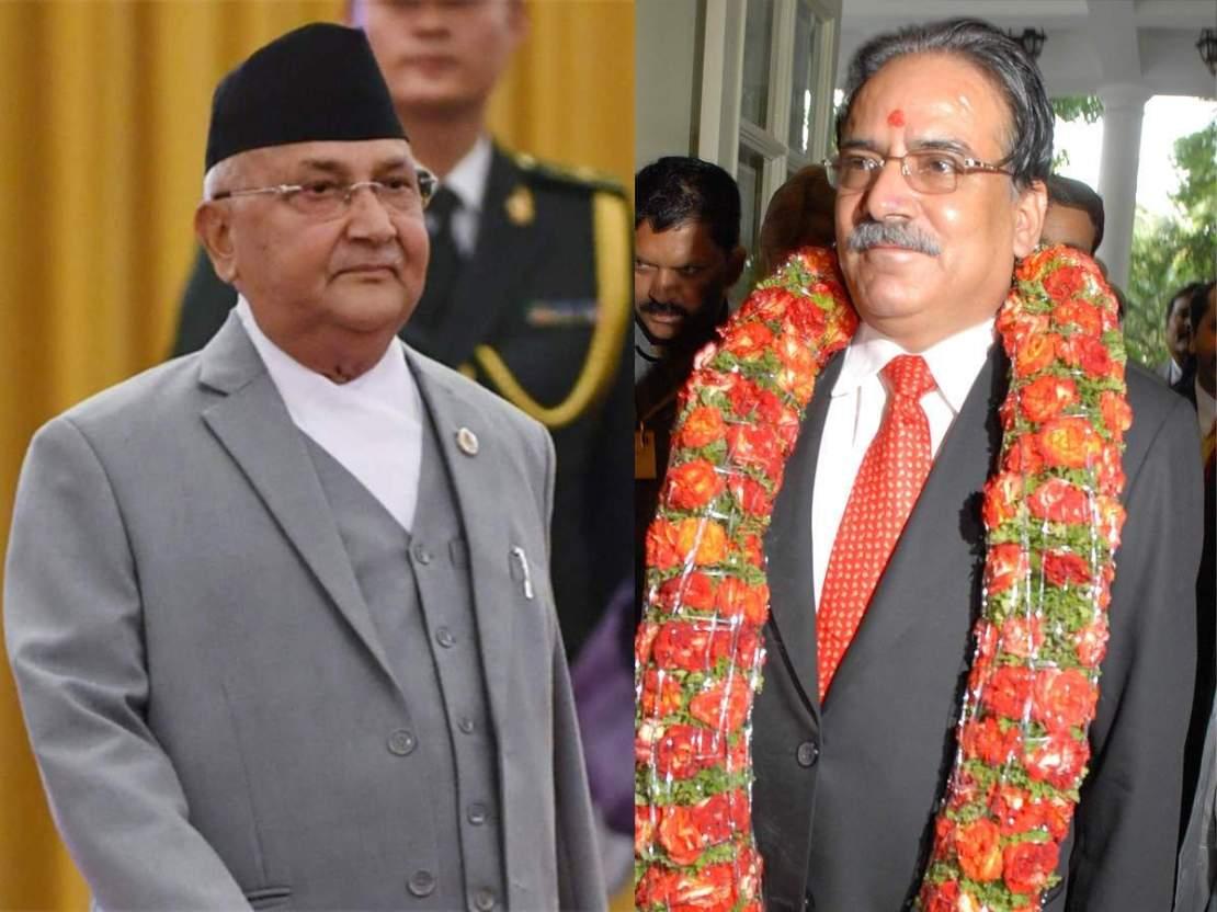 आज दो धड़ों में बंटेगी नेपाल कम्युनिस्ट पार्टी
