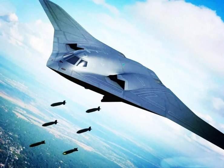 अमेरिकी बी-2 ले जा सकता है 16 परमाणु बम