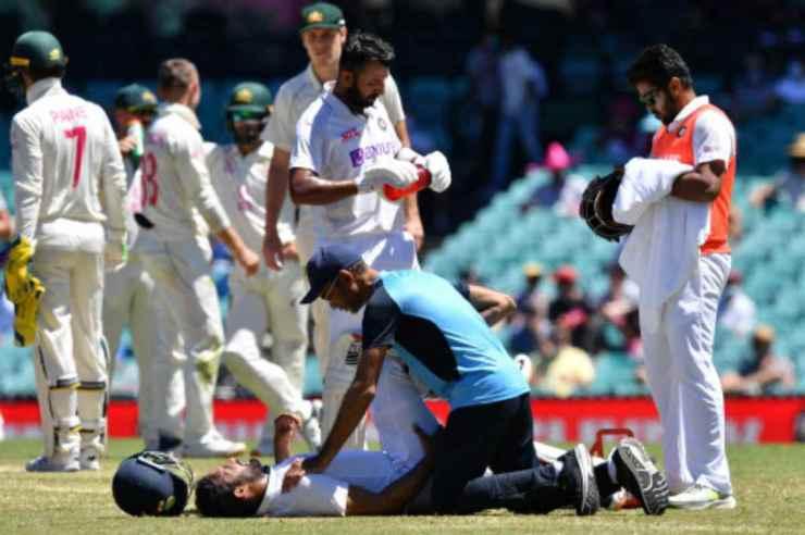 शायद अगले टेस्ट में न खेल पाएं विहारी