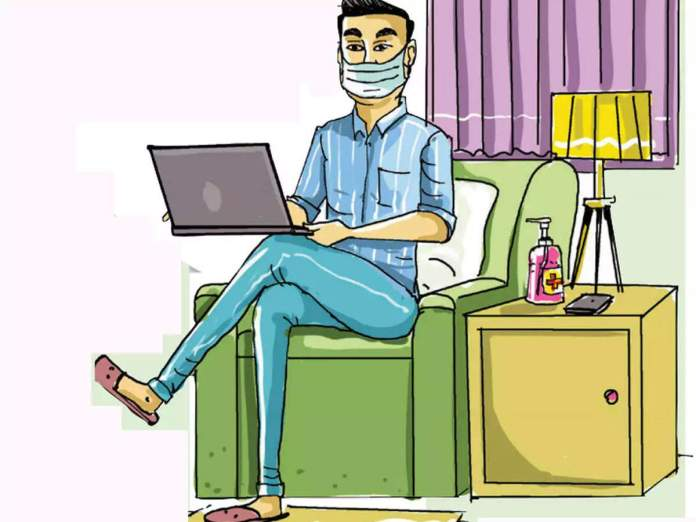 Take complete care in this way of cleaning in home isolation
