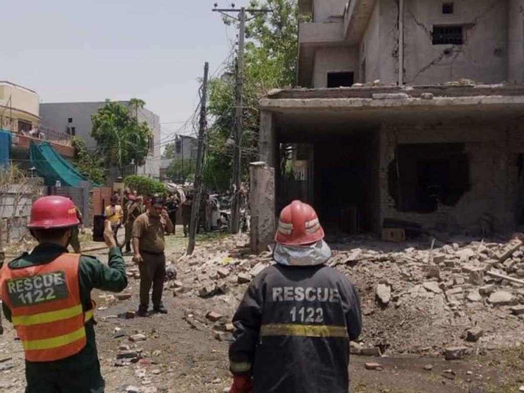 Trending news: Hafiz Saeed: Massive bomb blast near Lashkar terrorist Hafiz  Saeed's house in Lahore, one dead, 16 injured - Hindustan News Hub