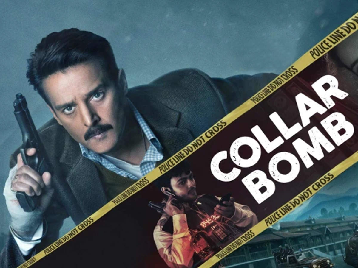 Caller Bomb Movie Review in Hindi – 'Caller Bomb' Movie Review: Jimmy Shergill Caught in Yesterday's Mistakes and Today's 'Blast'