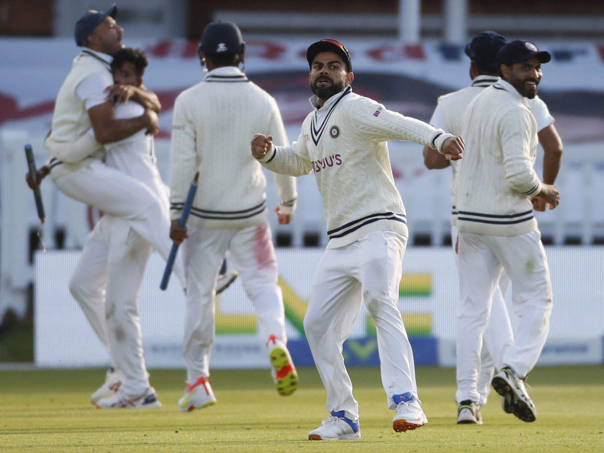 India beat England in Lord's Test: England were foolish by their tactics, India was brilliant  England's strategy seemed 'stupid', while India was brilliant: boycott