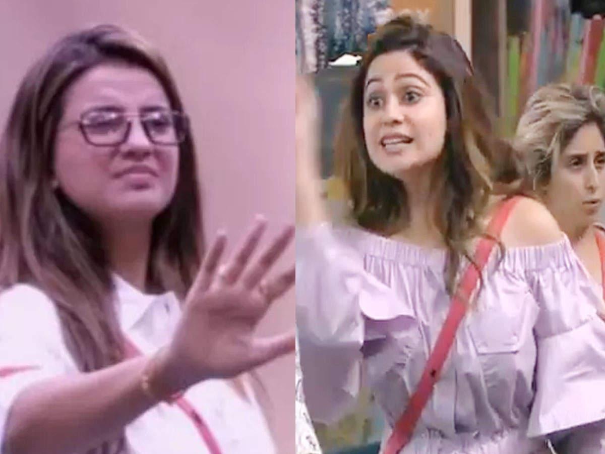 Akshara Vay Shamita Shetty Lajwate: Bigg Boss ott Akshara Singh Vay Shams Shetty Shetty says that mother's age is not good to talk