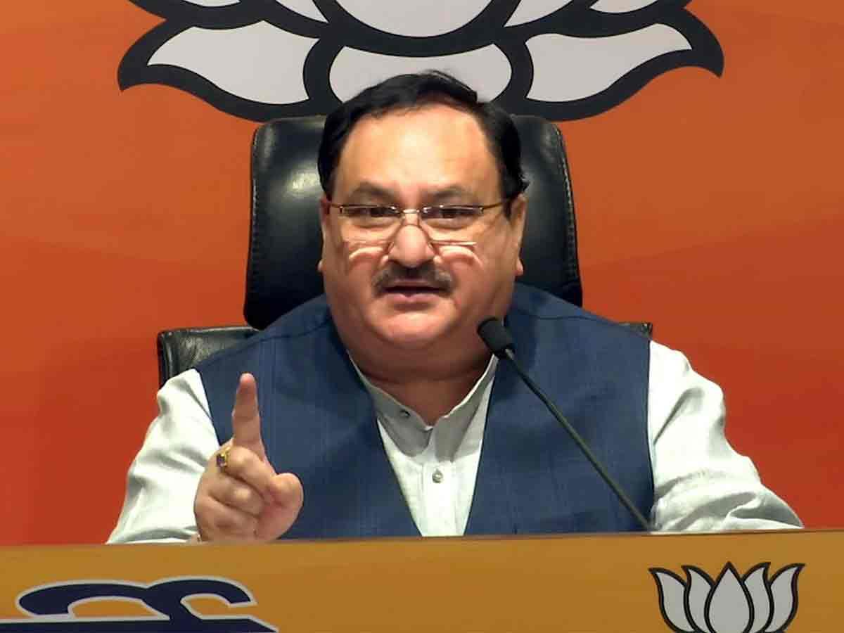 JP Nadda to visit Uttarakhand: BJP national president will hold 11 meetings for Uttarakhand