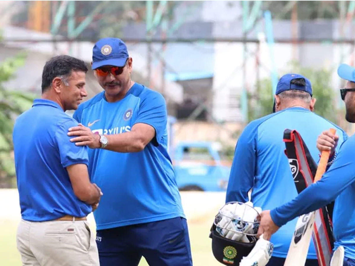 Rahul Dravid applies for NCA cricket post: Rahul Dravid is the only candidate to apply for NCA cricket post;  BCCI extends term;  … so Rahul Dravid will not be the coach of Team India?  Re-applied for NCA Chief