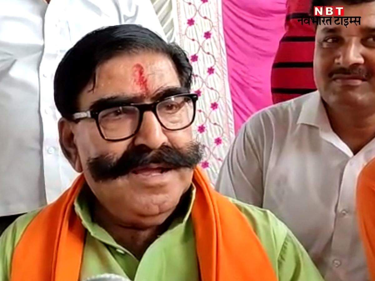 News of Rajasthan: Statement of Gyandev Ahuja regarding former Chief Minister of Rajasthan Vasundhara Raje: Statement of BJP leader Gyandev Ahuja about Vasundhara Raje