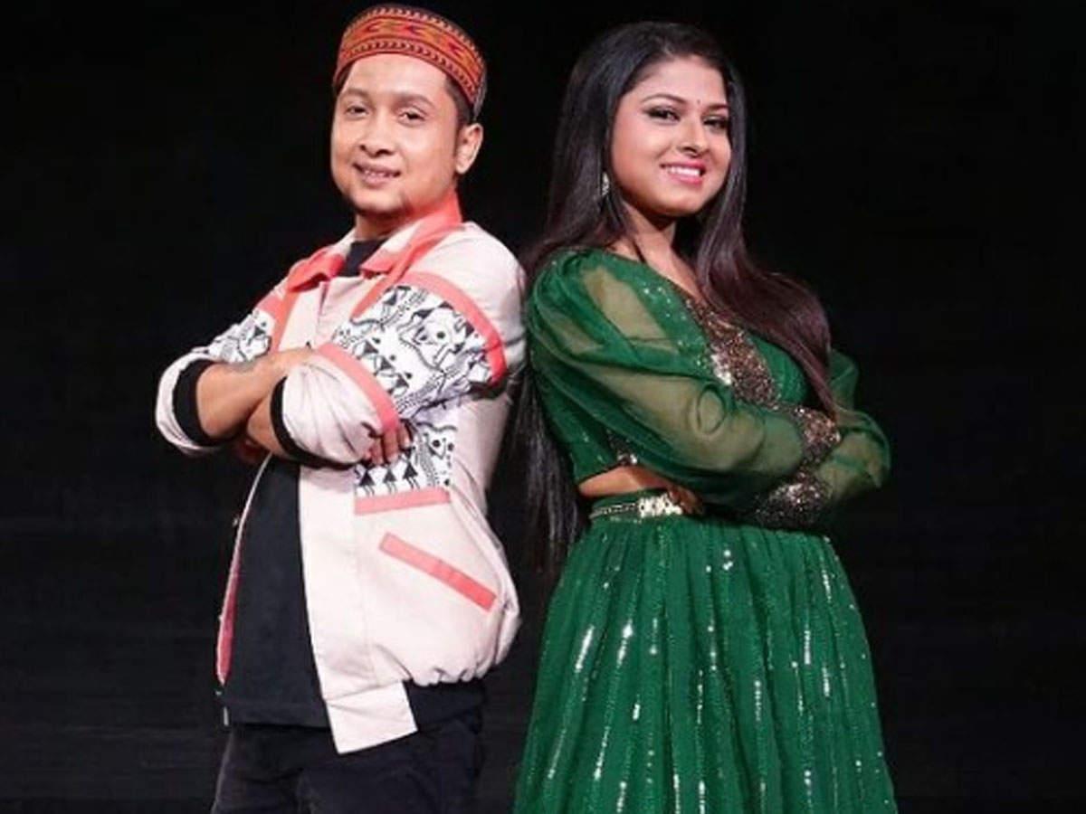 Arunita Kanjilal and Pawandeep Rajan's relationship: Arunita Kanjilal talks about rumors of alleged romance with Pawandeep Rajan