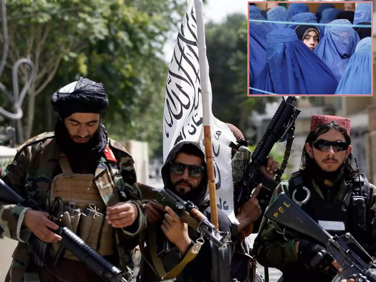 Afghan Women as Sex Slaves: Taliban Fighters Use Afghan Women as Sex Slaves