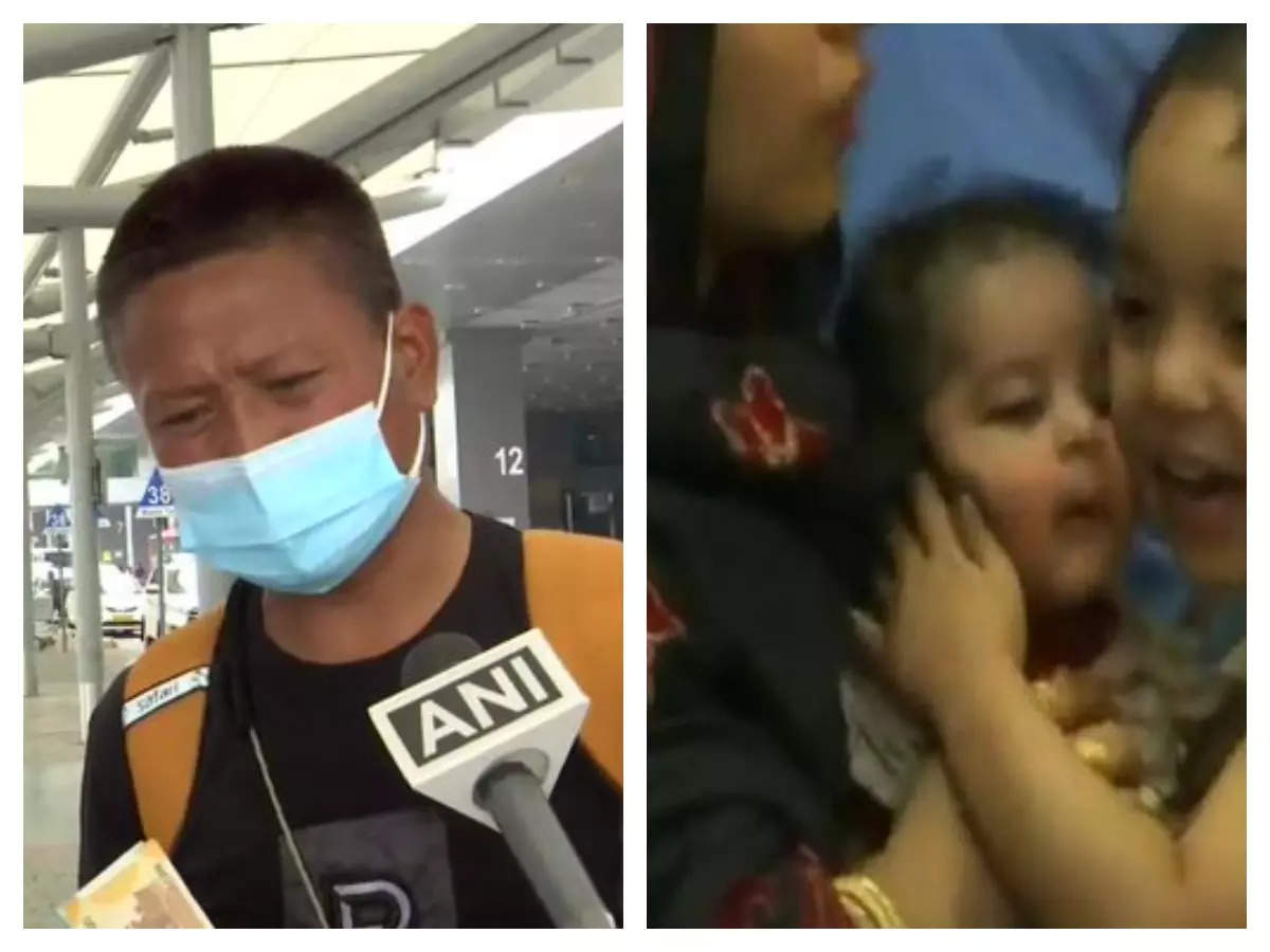 Indians return from Afghanistan: Three private flights carrying Indian nationals from Kabul landed at Indira Gandhi International Airport (IGI) Terminal 3 on Sunday morning, including Air India, Vistara and Indigo, with more than 200 Indian nationals safely returning home, India is a safe haven. , Afghan refugees reluctant to return, 'it's all over': Afghan MP expelled from Kabul, breaks down after landing in India: