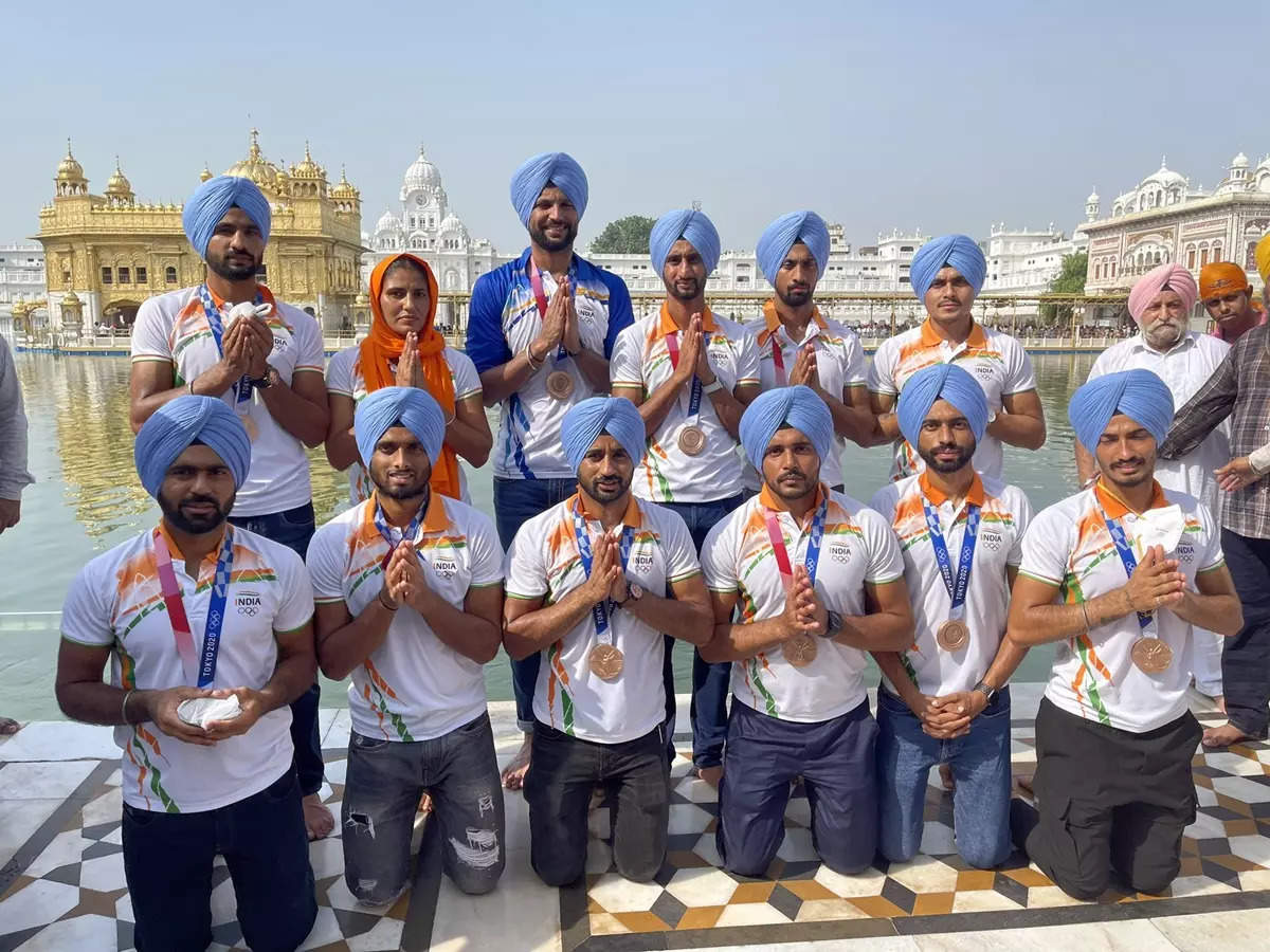 Punjab government names 10 Indian government hockey players: Punjab government names 10 government schools after Olympic medal winning hockey players: Punjab government names 10 Olympic hockey players