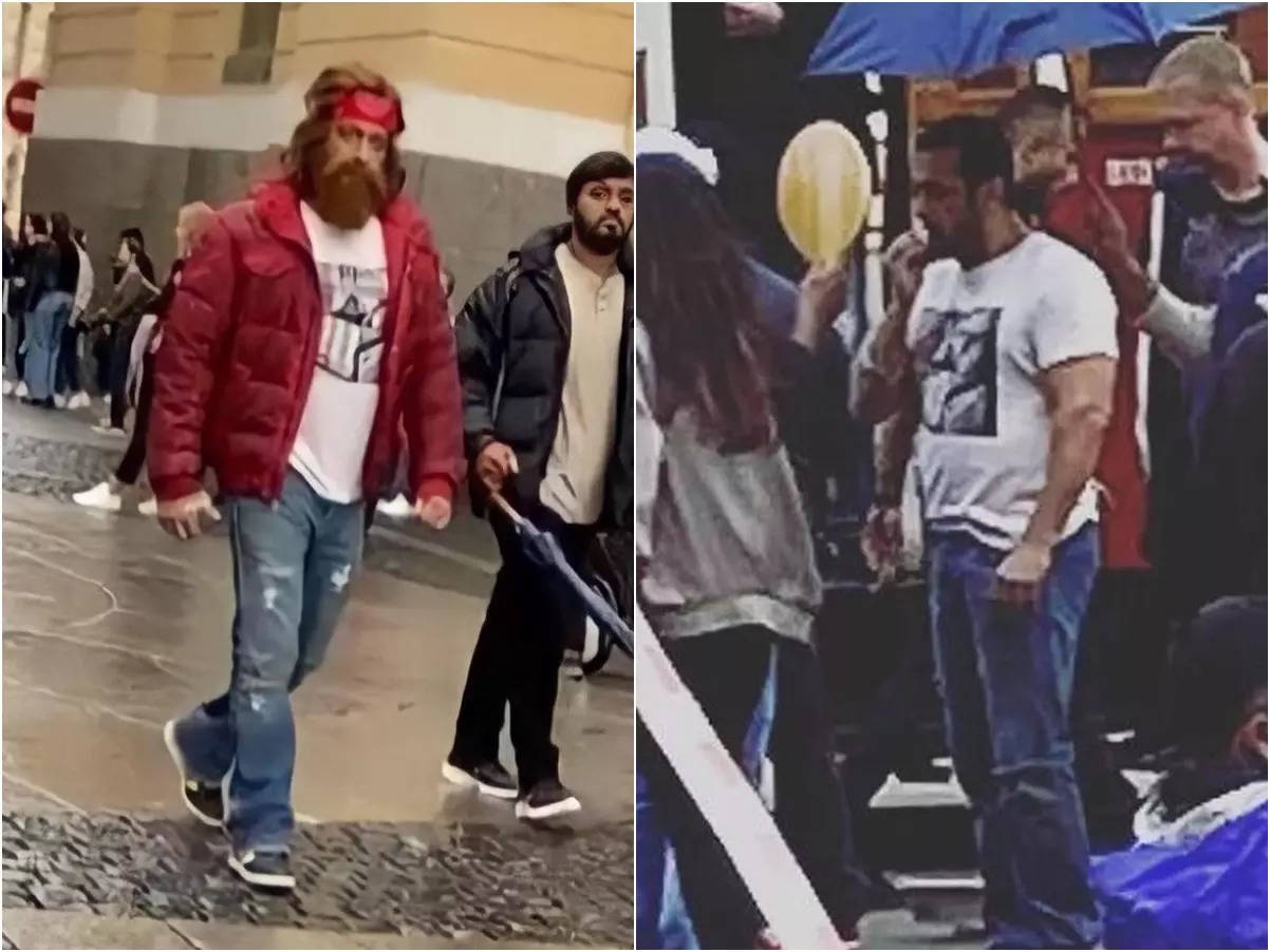 Pathan climax is the beginning of Tiger 3: Salman Khan's Tiger 3 story starts from Shahrukh Khan starrer Pathan's climax scene Learn every important thing related to the movie