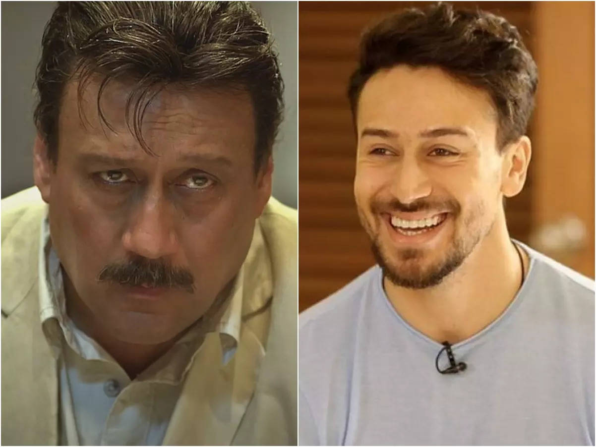 Jackie Shroff's reaction to the kissing scene: Special Jackie Shroff says boy Tiger Shroff became a hero doesn't mean I shouldn't do kissing scenes in movies 26/11 interview night Shouldn't I do kissing scenes in movies?
