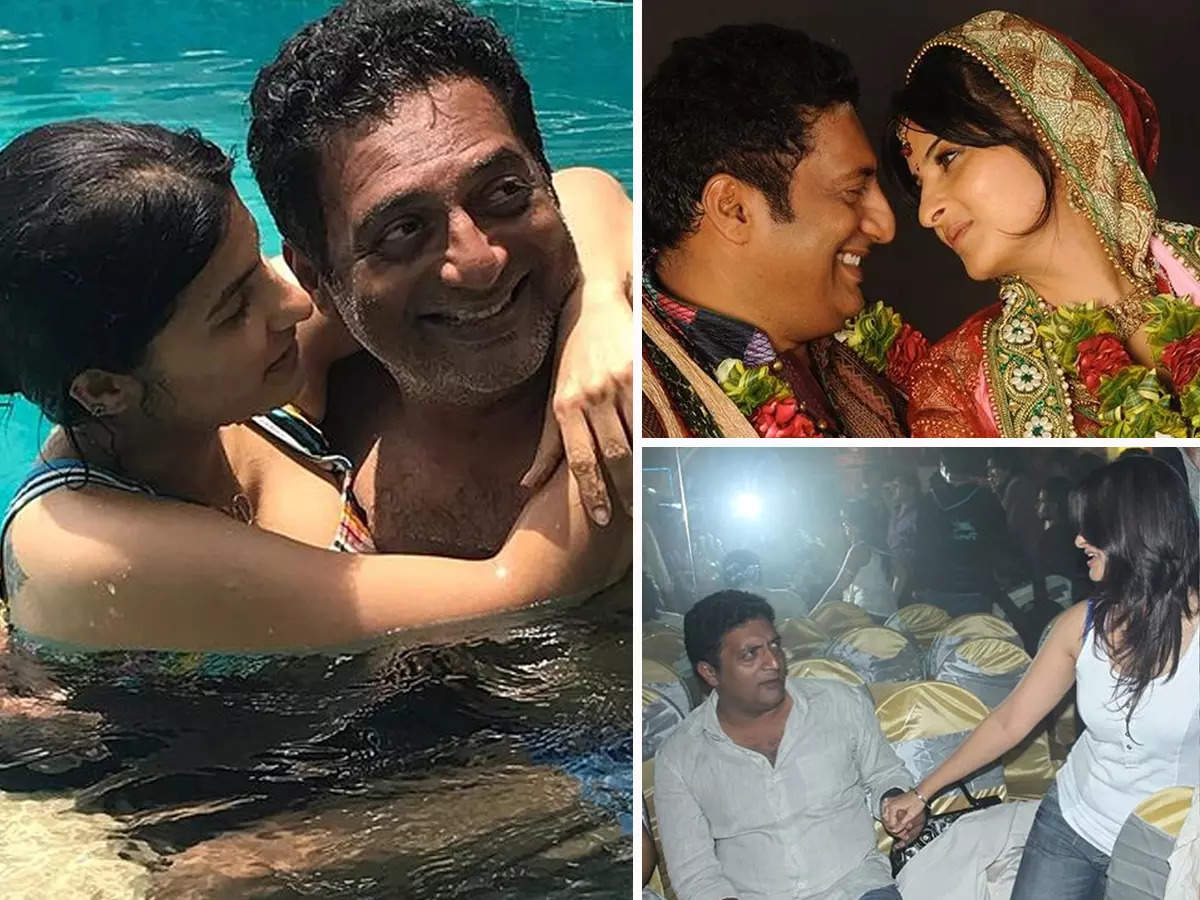 Prakash Raj Unknown Facts: Pony Verma and Prakash with Unknown Facts Prakash Raj Love Story: Prakash Raj's life is a painful story behind the entry of his 13-year-old wife, like a broken first marriage