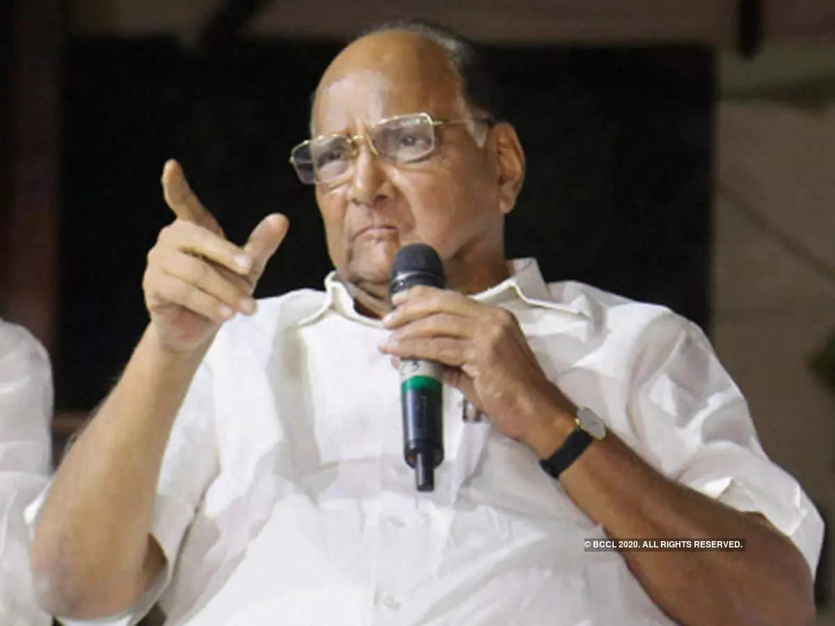 maharashtra news: Sharad Pawar Narayan Rane Latest News Update: Sharad Pawar Narayan Rane News