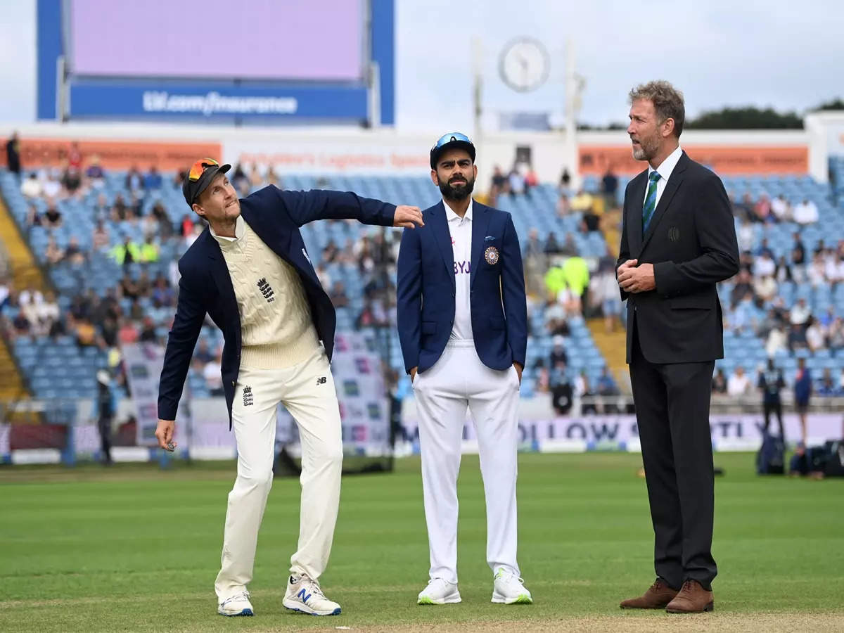 Team India XI is playing Leeds Test: India v England for the fourth time in 64 Tests