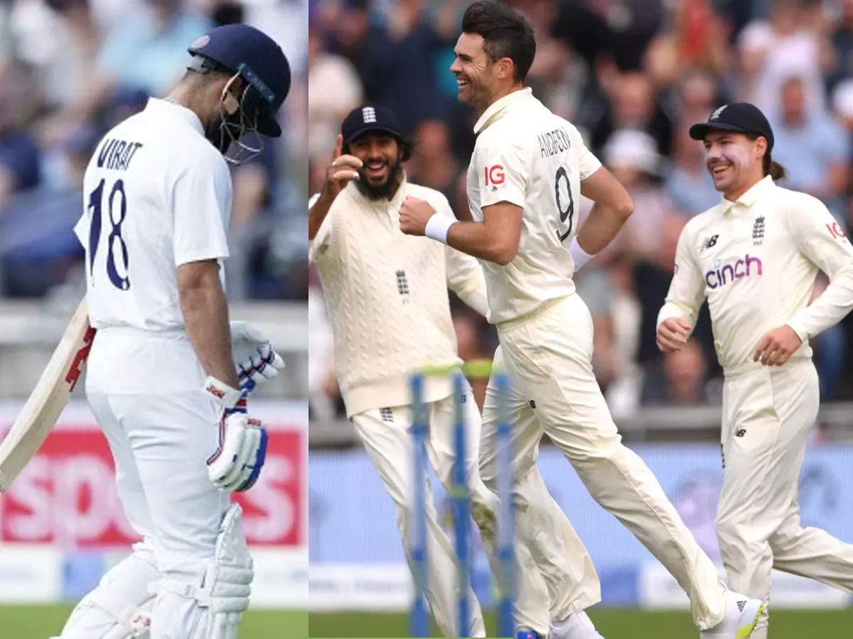 India v England 3rd Test Day 1 India 1st Innings Report and Highlights;  IND 1st Innings Highlights: Virat, Pujara, Rohit all failed, first innings reduced to 78, Indian batting pole opened at Headingley