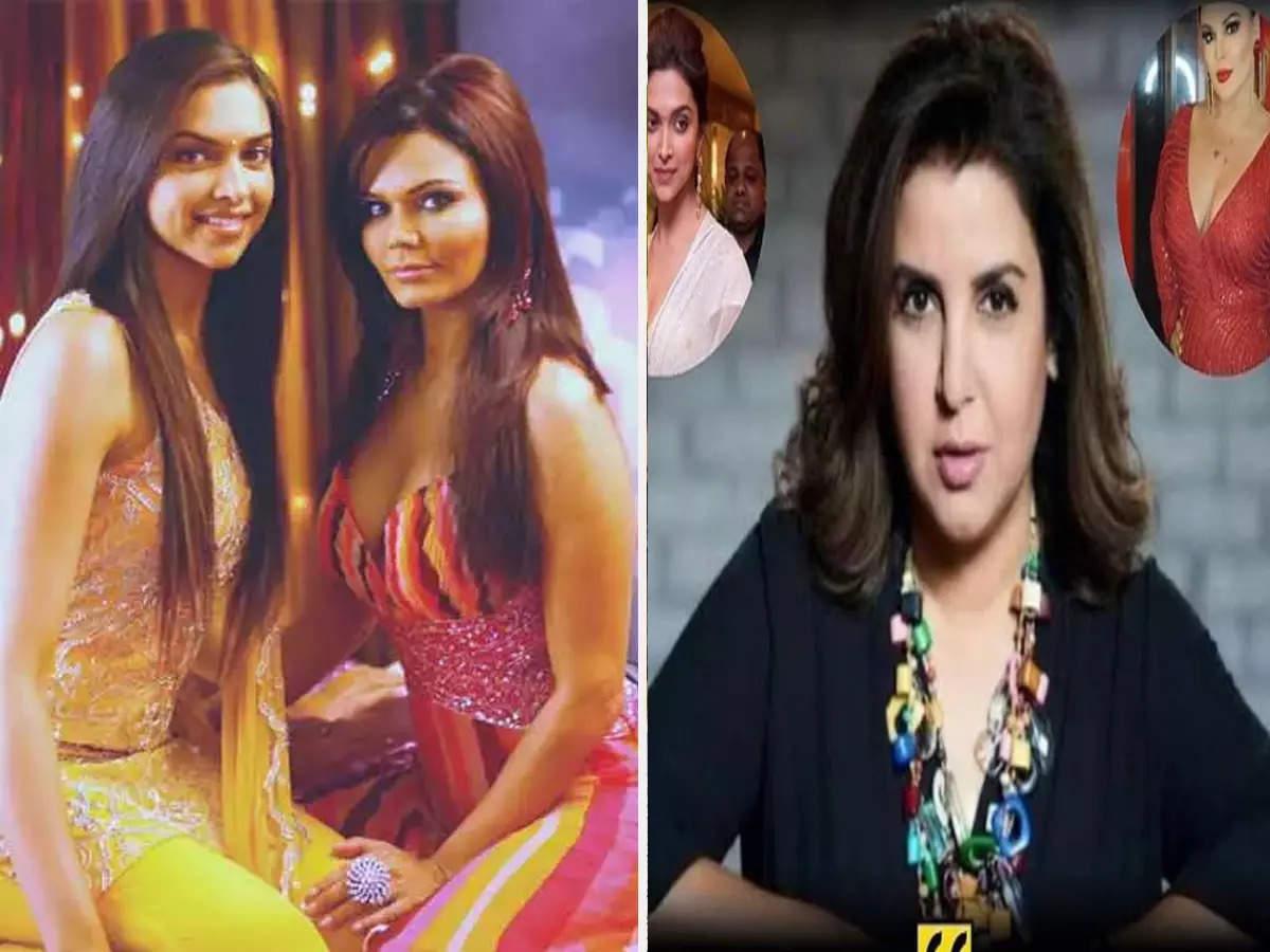 Rakhi Sawant compared to Deepika Padukone: Farah Khan praises Rakhi Sawant and compared to Deepika Padukone