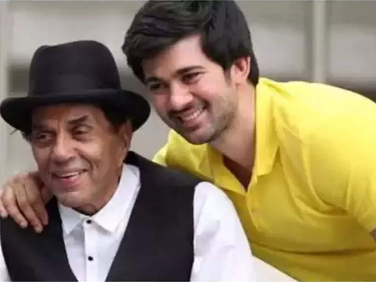 karan deol dharmendra sunny deol: Dharmendra gave special advice to grandson Karan Deol, find out what is this Guru Mantra?  – Karan Deol takes career advice from grandfather Dharmendra