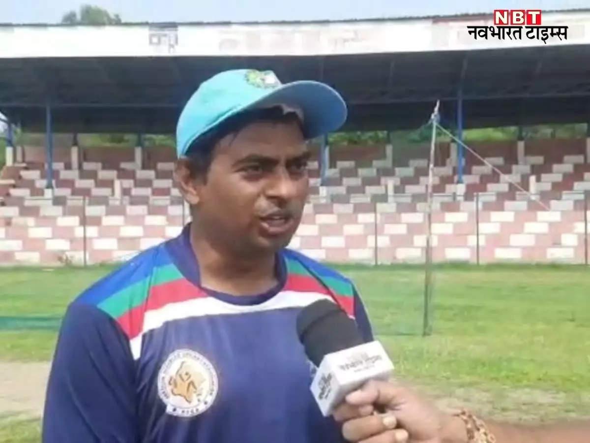 Rajasthan News: Narendra Sharma of Rajasthan Kota Indian Disability Cricket Team I Shadow: Rajasthan Kota resident Narendra Sharma selected for the disabled cricket team