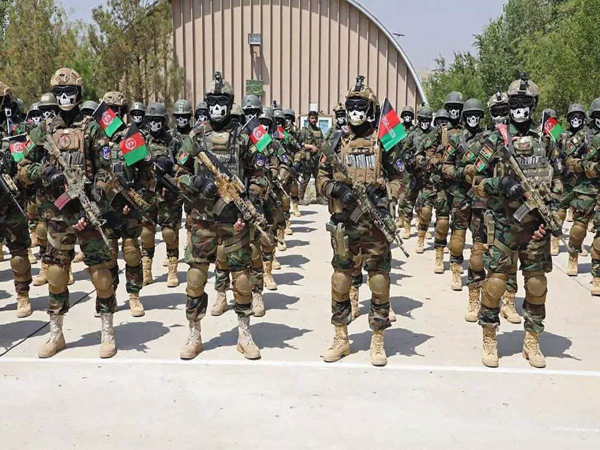 The commander revealed three reasons why the Afghan army lost the war against the Taliban – the soldiers did not fight because …
