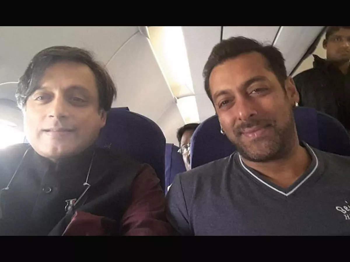 Salman Khan Shashi Tharoor Wagh 3: Congress leader Shashi Tharoor was offered the role in Salman Khan's film, but it didn't work out – Shashi Tharoor was offered the role in Salman Khan's film