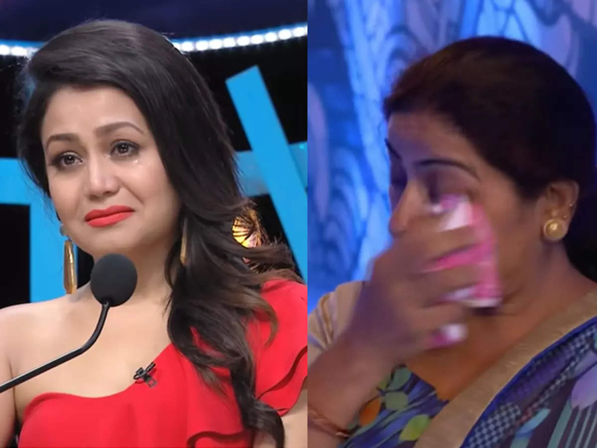 Neha Kakkar explains her bad days: Neha Kakkad explains her bad days childhood throwback video: Neha Kakkar came in front of a boy whose father had helped her a lot as a child.