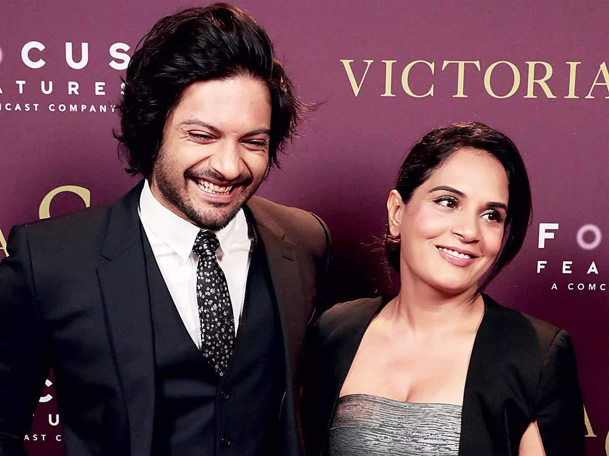 Fan Says Girlfriend Has Crush On Ali Fazal: Ha Chadha Reacts To A Fan Who Says His Girlfriend Has A Crush On Ali Fazal