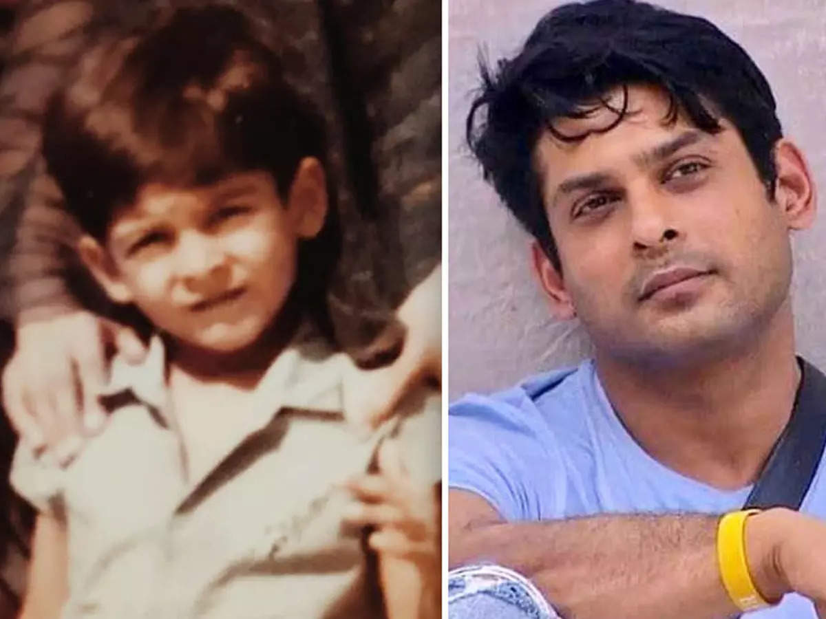 Death of Siddharth Shukla Bigg Boss 13 Journey Photo: Photos of Siddharth Shukla from childhood and modeling days to become an actor