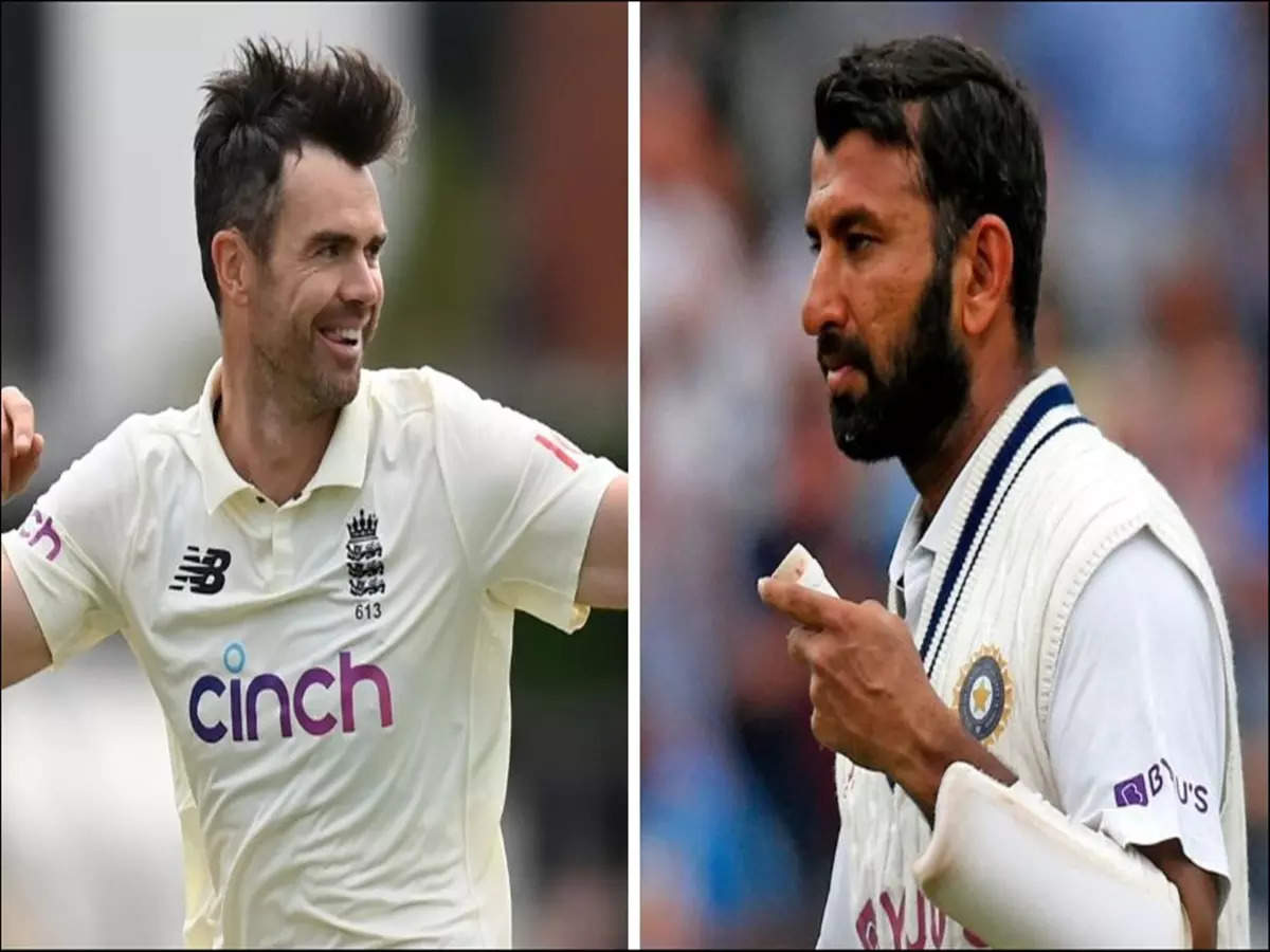 Cheteshwar Pujara James Anderson: Cheteshwar Pujara James Anderson holds the record for the 11th time in Test cricket
