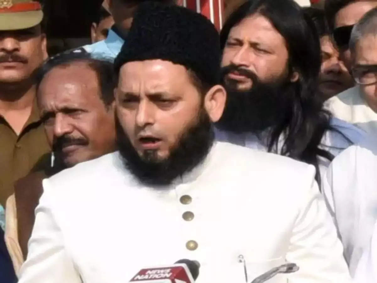 up news: maulana khalid rasheed firangi mahali latest news update: Maulana khalid rasheed firangi mahali latest news