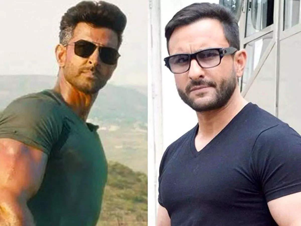 Saif Ali Khan Hrithik Roshan Vikram Veda remake: Saif Ali Khan says that if he had to dance with Hrithik, he would never do a remake of Vikram Veda