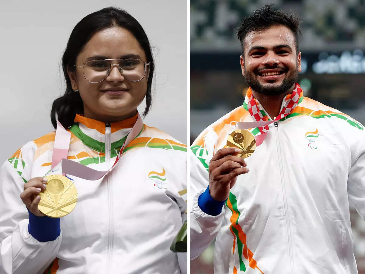 Indian medalists at Tokyo Paralympics: Team India wins 19 medals at Tokyo Paralympics