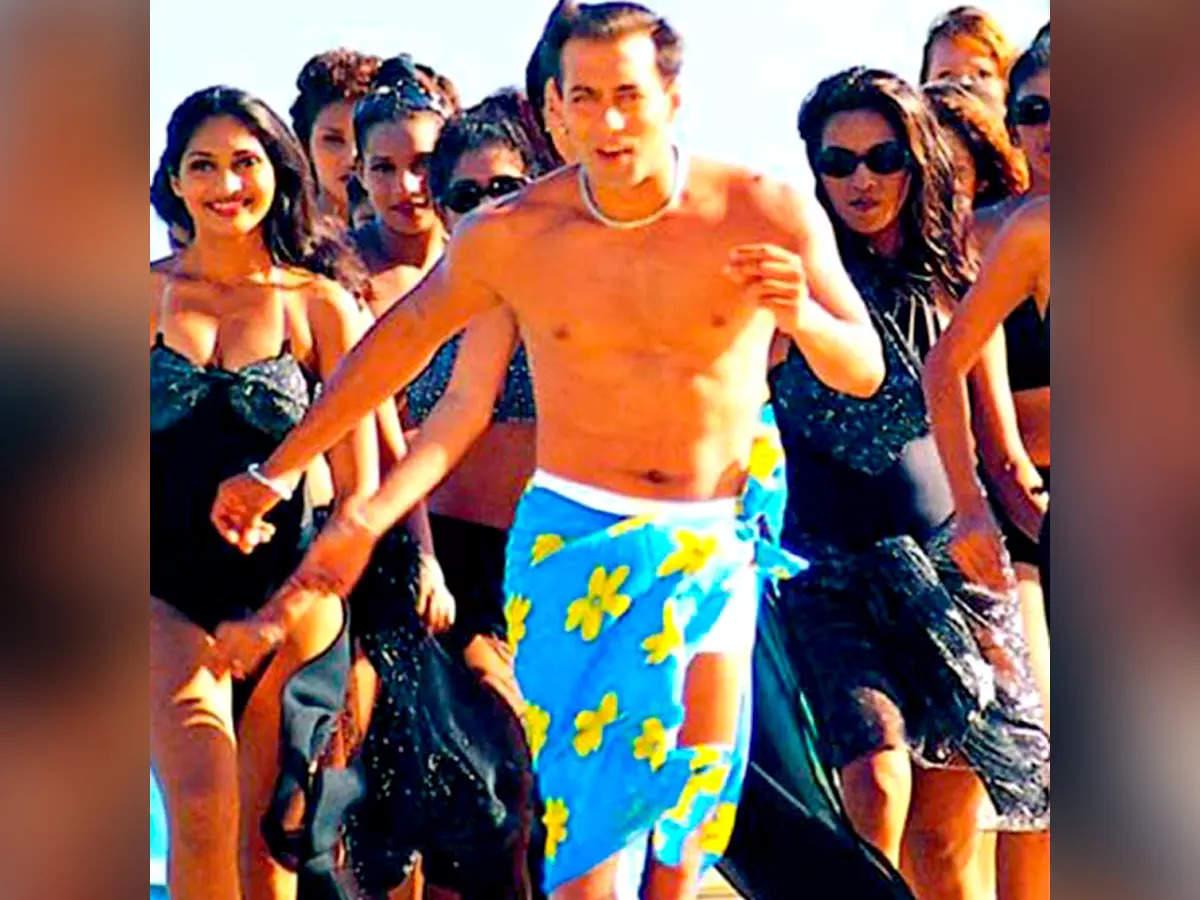Salman Khan Jeene Ke Hain Char Din Towel Vikla: When Salman Khan Towel was auctioned on the crazy award