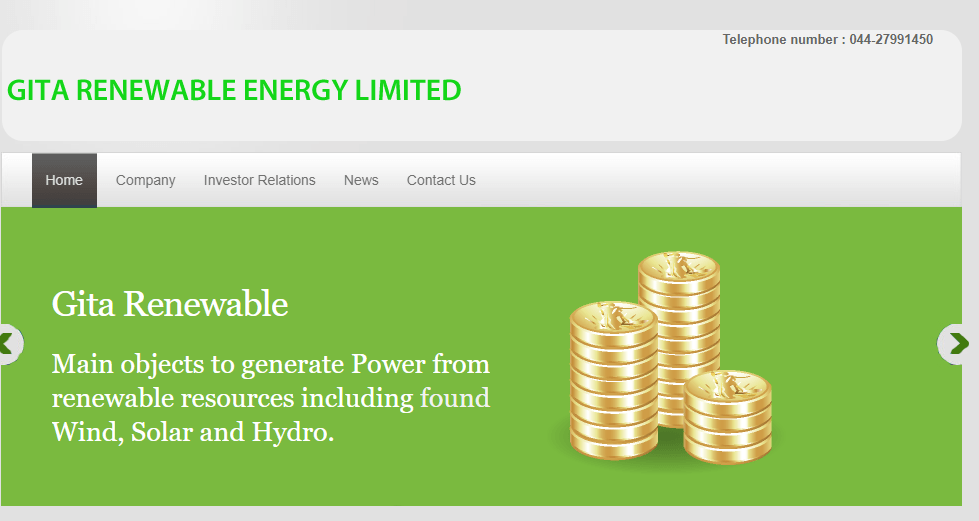 Geeta Renewable Energy: Geeta Renewable: Geeta Renewable has given 665% return in just six months