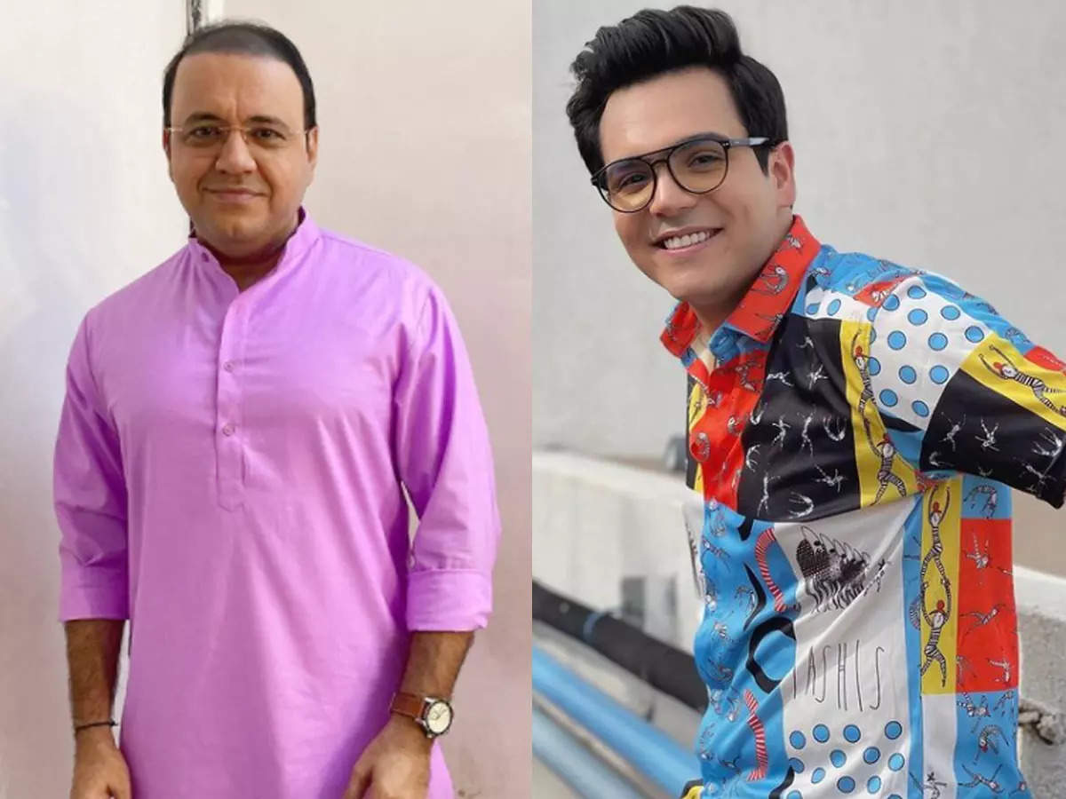 Tarak Mehta's shoot canceled Tapu Bhide ill: Mandar Chandwadkar and Raj Anadkat fell ill