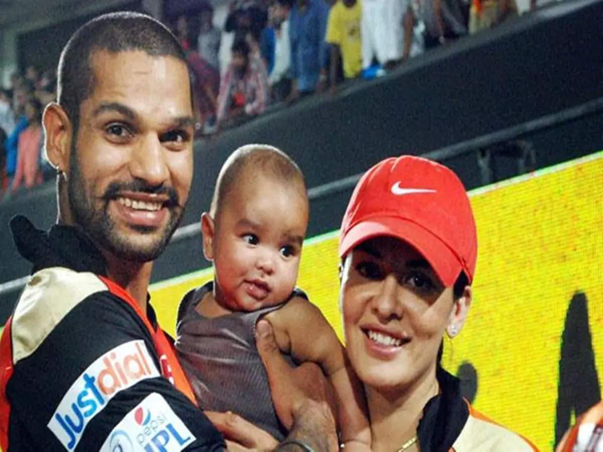 Shikhar Dhawan and Ayesha Mukherjee divorce: Ayesha Mukherjee has announced her divorce from Team India cricketer Shikhar Dhawan.