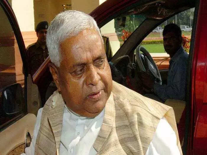 Death of Sadanand Singh: Learn the life journey of senior Bihar Congress leader Sadanand Singh