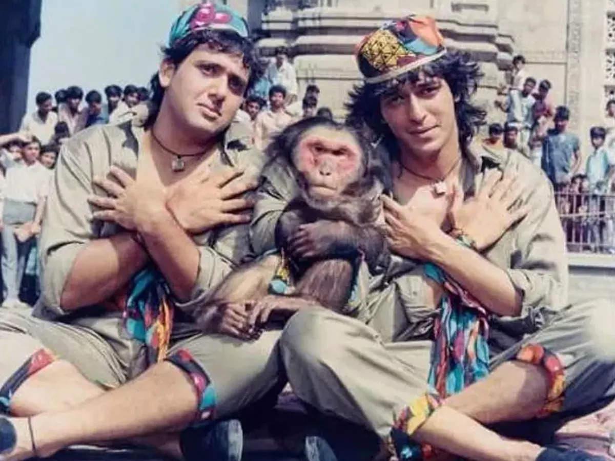 Govinda in The Kapil Sharma Show: Kapil Sharma Show Govinda reveals how the monkey became a star during the shooting of the film Aankhen